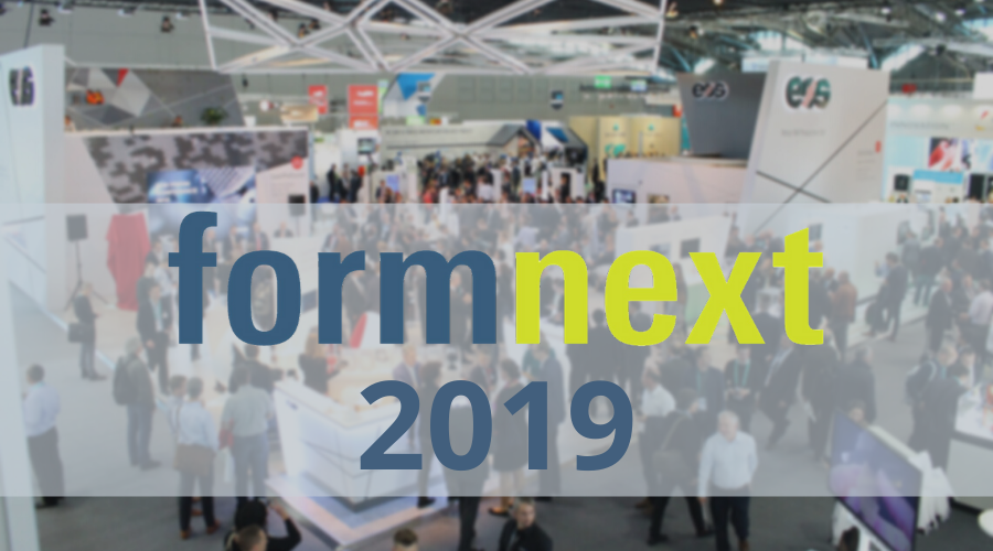 AMFG: 10 Technologies to Watch Out for at Formnext 2019