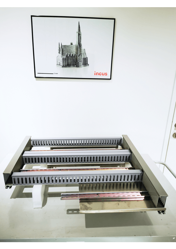 Incus Offers a Virtual Tour for Metal 3D Printing