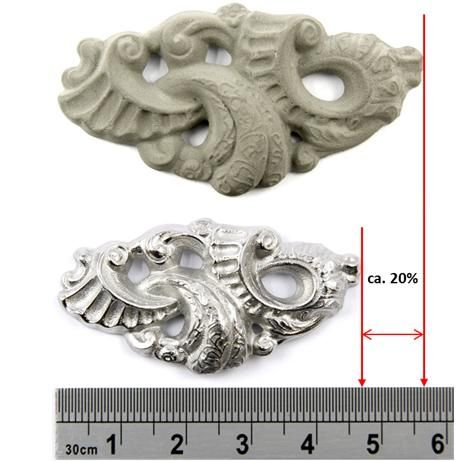 MetShape Recreated Ancient Brooch With the Help of Incus Hammer Lab 35