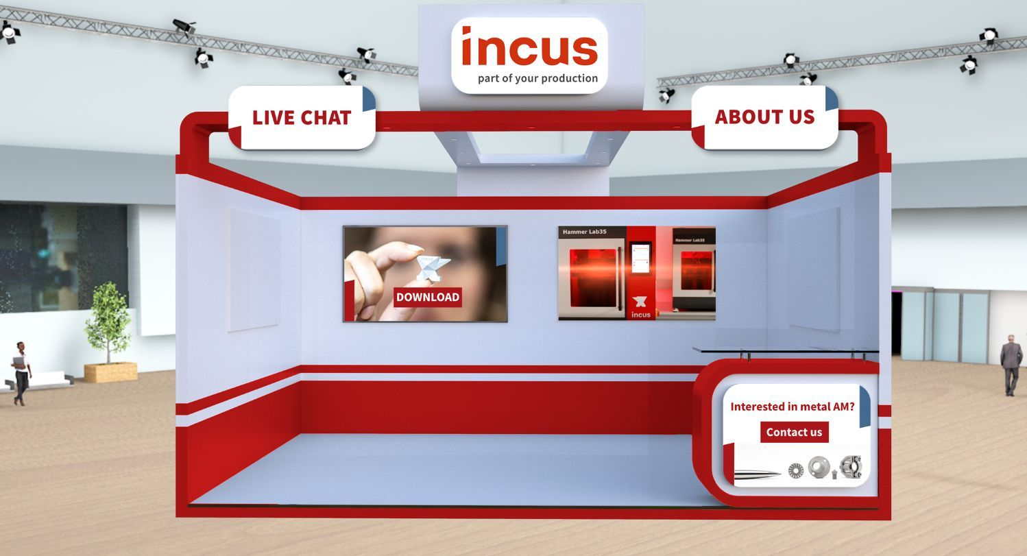 Incus Takes Part in EURO PM Virtual Congress and Exhibition