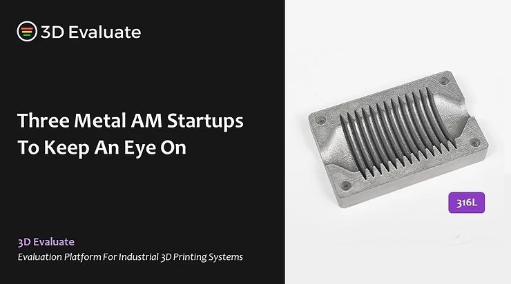 Incus Named One of the Top-3 Metal AM Startups in 2020