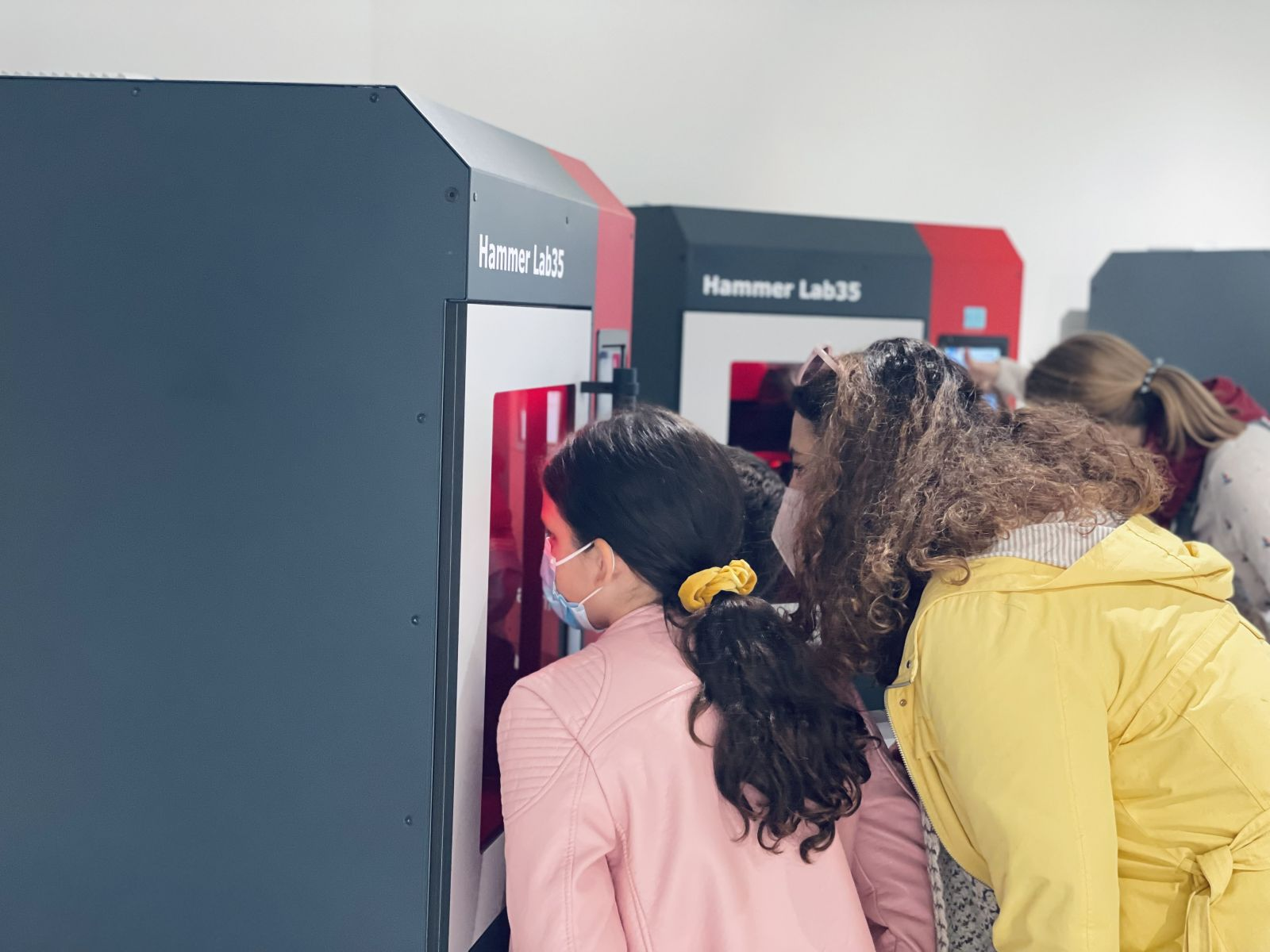 3D Printing for Children at Incus Technology Center